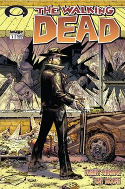 last comic book of walking dead