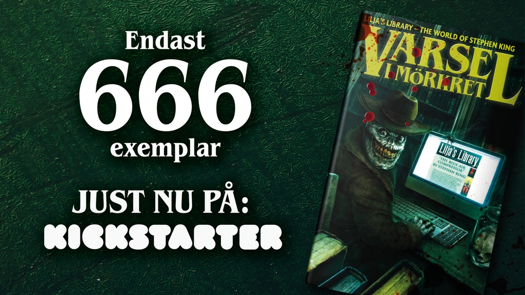 Liljas update the swedish edition of shining in the dark fandeluxe Choice Image